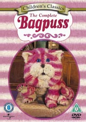 Bagpuss DVD Cover