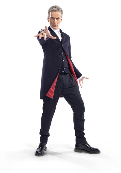 The Twelfth Doctor's costume