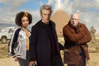 The Twelfth Doctor, Bill and Nardole