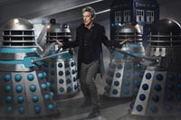 The Twelfth Doctor and the Daleks