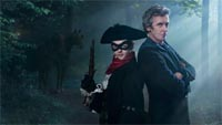 The Twelfth Doctor and the Knightmare