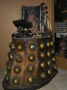 The inside of a Dalek!