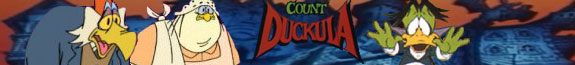 'Count Duckula' Episode Guide