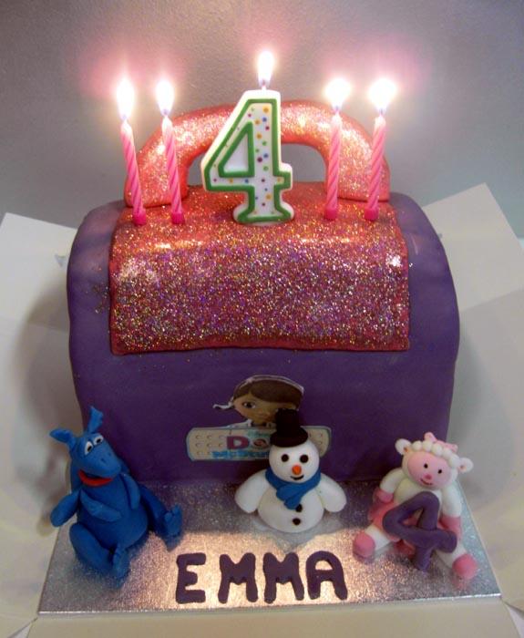 Emma Birthday Cake