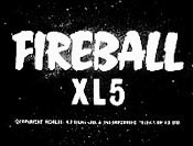 Fireball XL5 Logo