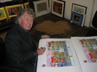 David McKee at the Animation Gallery