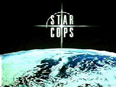 Star Cops Logo