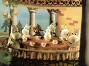 Moomins - UK Felt Version